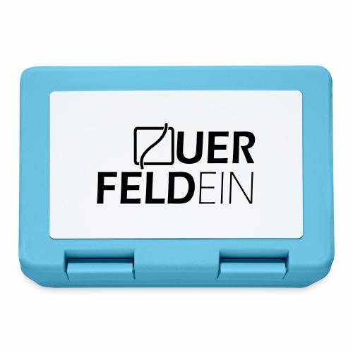 Querfeldein Logo - Brotdose
