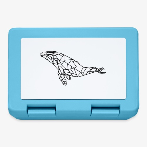 whale - Lunch box