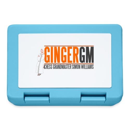 Ginger GM Logo - Lunchbox