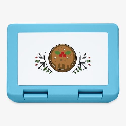 CHRISTMAS PUDDING - Lunchbox