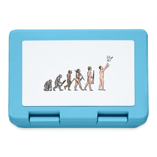 Evolution of Peace - Lunchbox