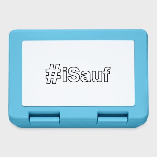 Hashtag iSauf klein - Brotdose