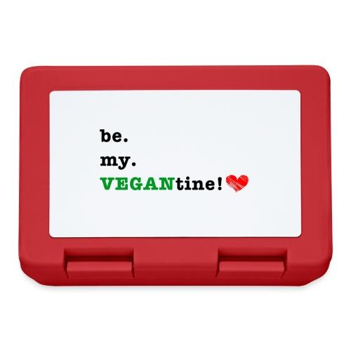 VEGANtine Green - Lunchbox