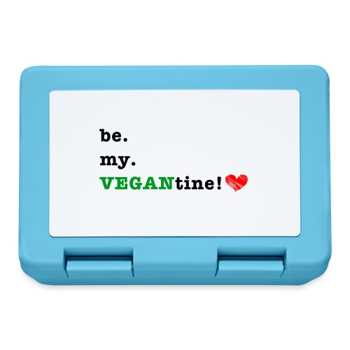 VEGANtine Green - Lunchbox
