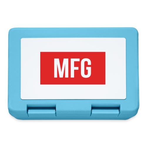 MFG on Youtube Logo - Lunchbox