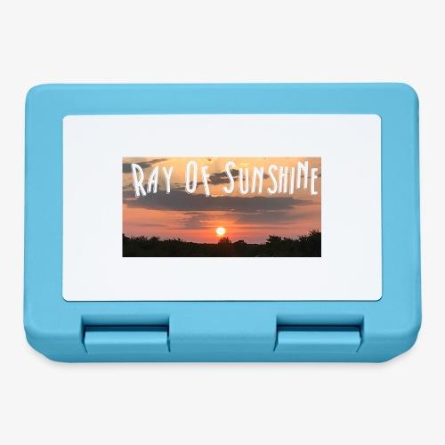 Ray of sunshine - Lunchbox