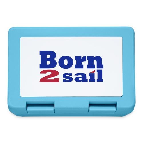 Born to sail Segeln 1 - Brotdose