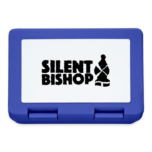 Silent Bishop Logo Groot - Broodtrommel