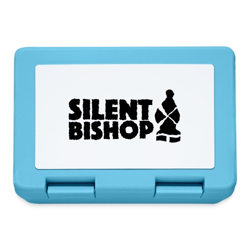 Silent Bishop Logo Groot - Broodtrommel