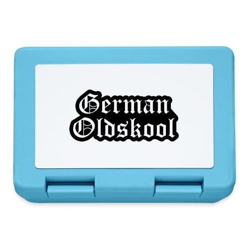 Grand Logo German Oldskool Official - Boîte à goûter.