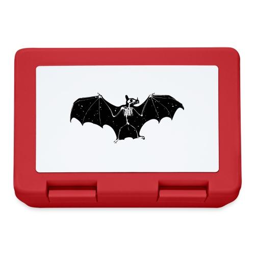 Bat skeleton #1 - Lunchbox
