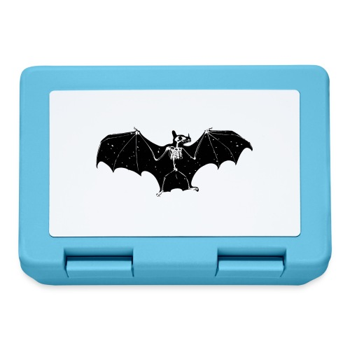 Bat skeleton #1 - Lunchbox