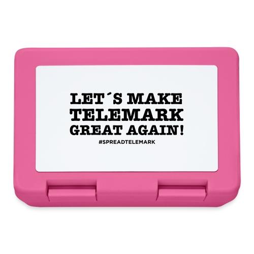 Let´s make telemark great again - Eväsrasia