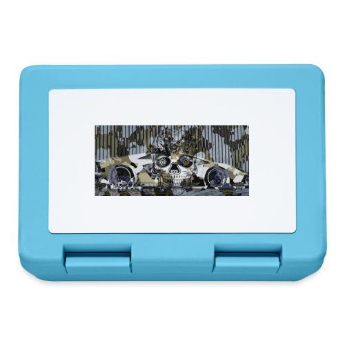 calavera style - Lunchbox
