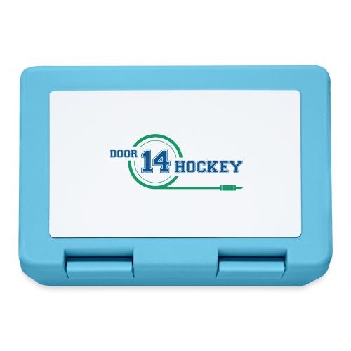 D14 HOCKEY LOGO - Lunchbox