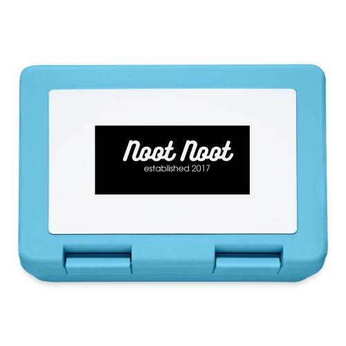Noot Noot established 2017 - Lunchbox