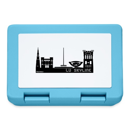 Lu skyline de Terni - Lunch box