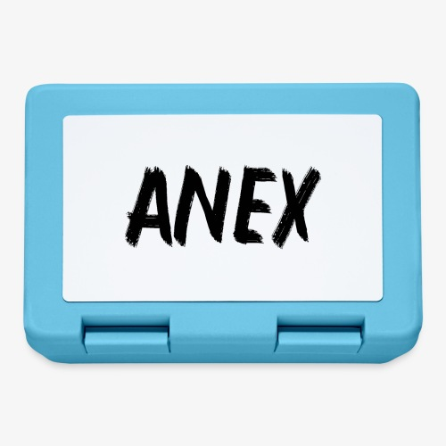 Anex Cap - Lunchbox