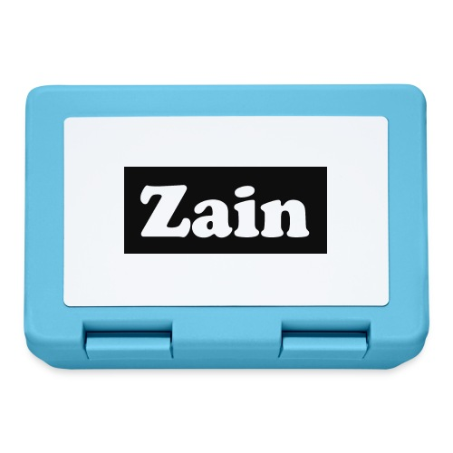 Zain Clothing Line - Lunchbox