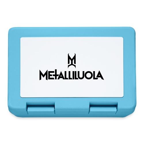Metalliluola - Eväsrasia