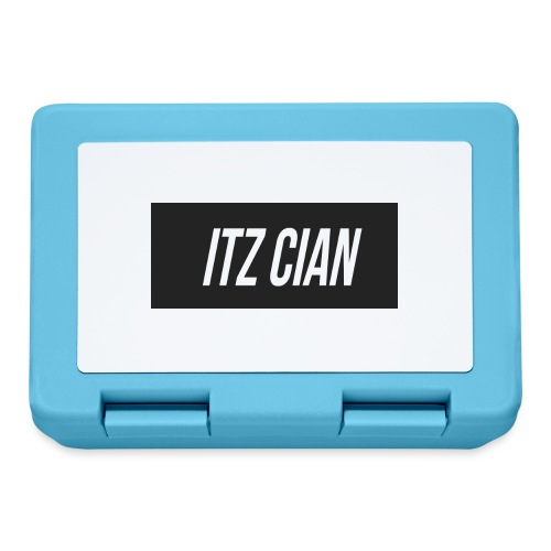 ITZ CIAN RECTANGLE - Lunchbox