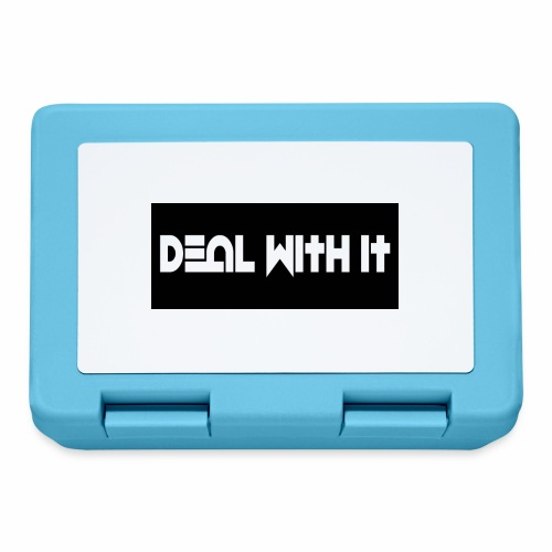 Deal With It products - Lunchbox