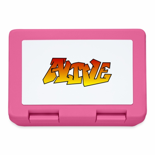 ALIVE CGI - Lunchbox