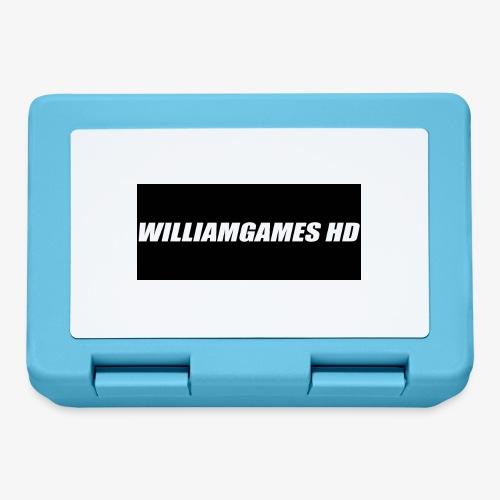 william shirt logo - Lunchbox