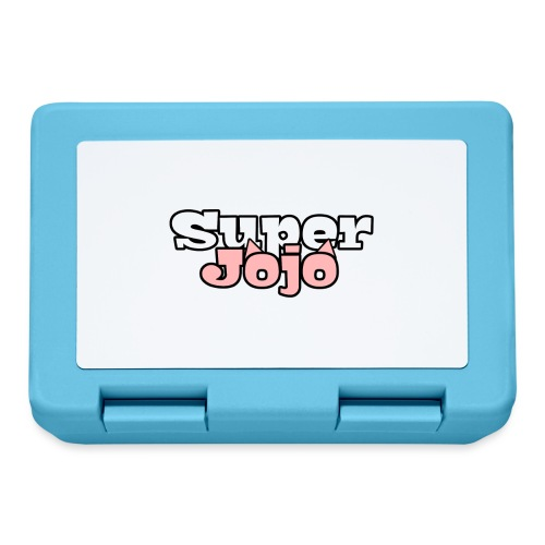 SuperJojo - Lunchbox