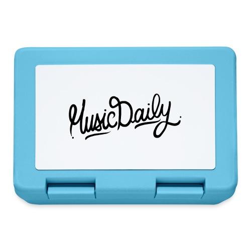 MusicDaily Logo - Broodtrommel