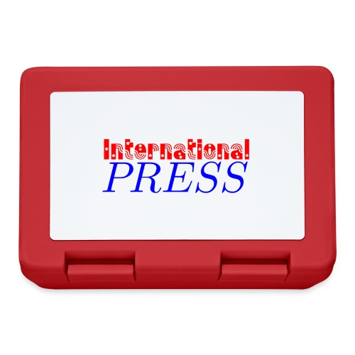 int_press-png - Lunch box