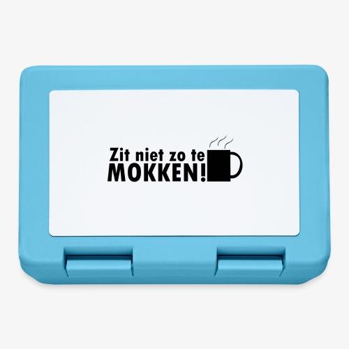 De Mok Mok - Broodtrommel