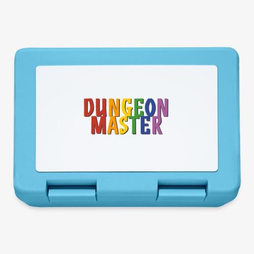 Dungeon Master Pride (Rainbow) - Lunchbox
