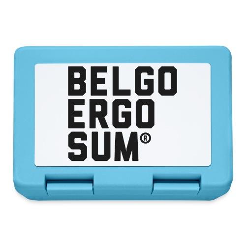 Belgo Ergo Sum - Lunchbox