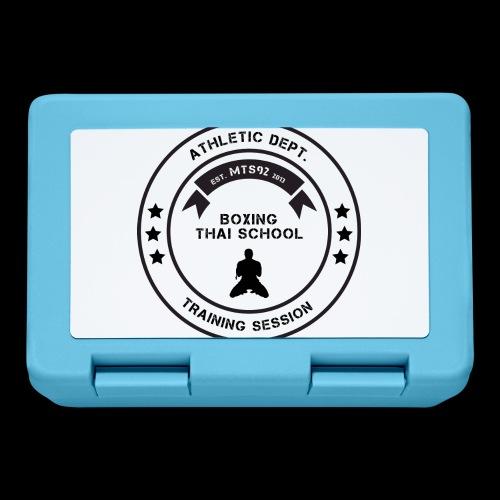 MTS92 BOXING THAI SCHOOL ROND - Boîte à goûter.