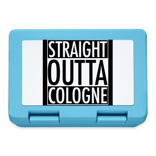 Straight Outta Cologne - Brotdose