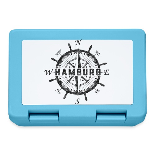 Hamburg Kompass - Brotdose