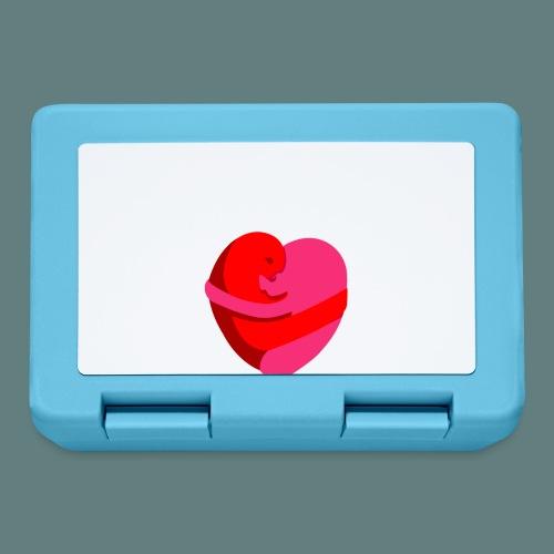 hearts hug - Lunch box