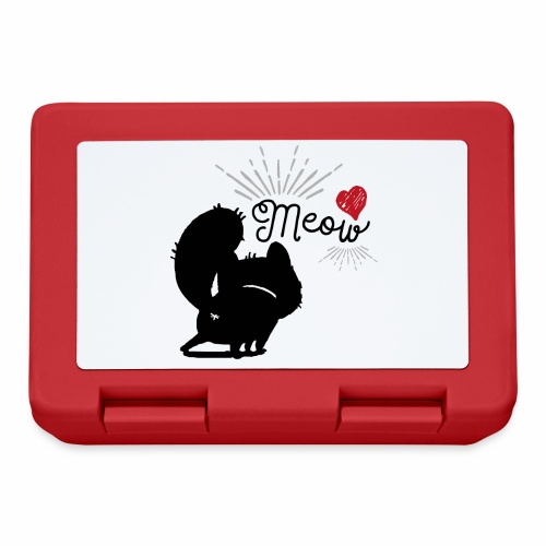 gatto meow - Lunch box