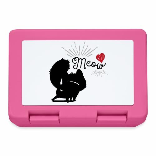 gatto meow - Lunch box