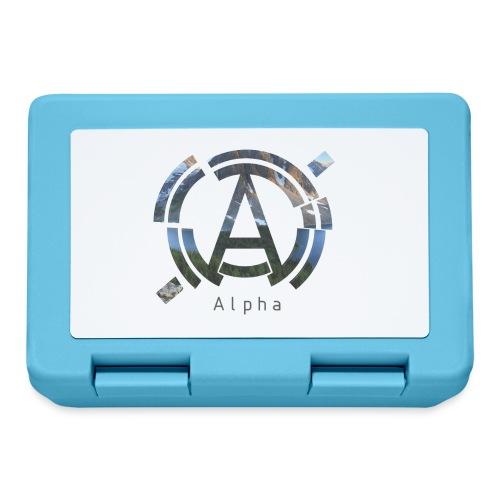 AlphaOfficial Logo T-Shirt - Lunchbox