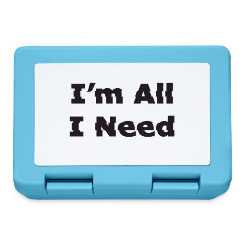 I'm All I Need - Lunchbox