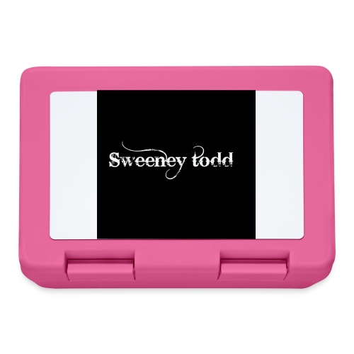 Sweney todd - Madkasse