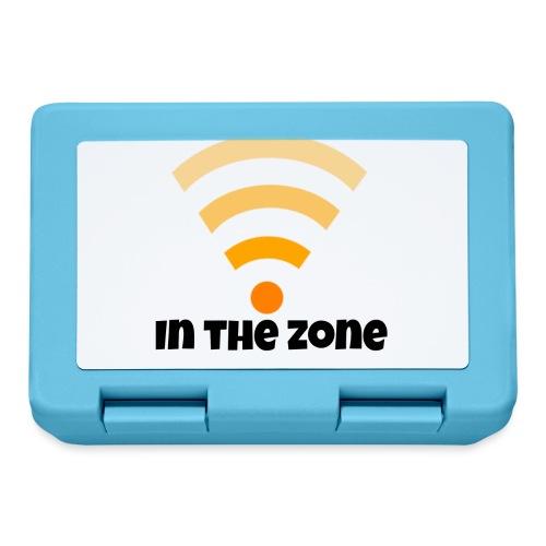 In the zone women - Broodtrommel