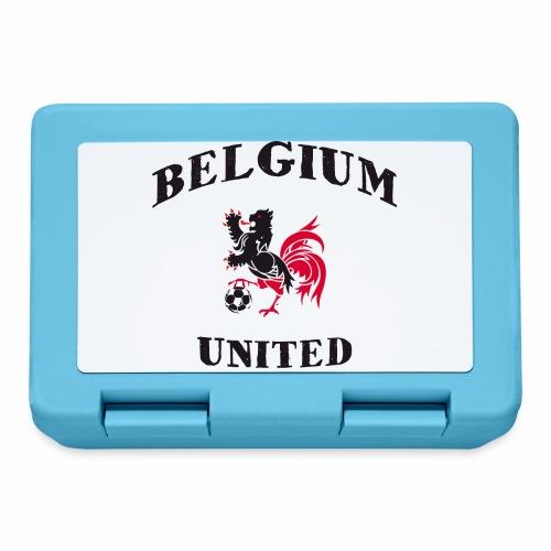 Belgium Unit - Lunchbox