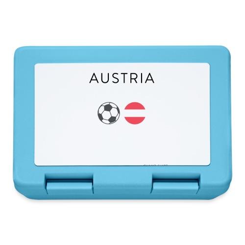 Austria Fußball - Brotdose