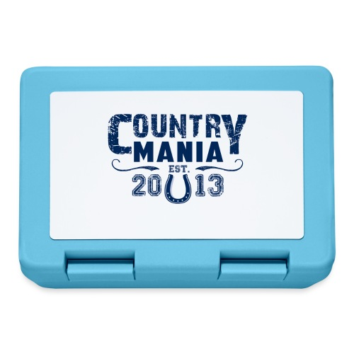Country Mania - Established 2013 - Lunch box