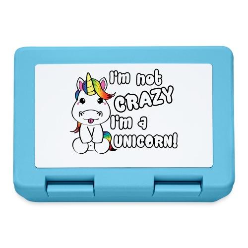 unicorn - Broodtrommel
