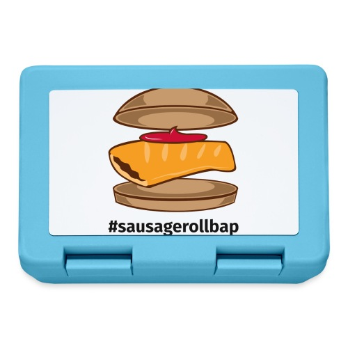 Sausage Roll Bap - Lunchbox