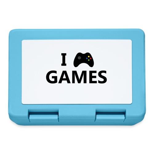 I Love Games 3 - Fiambrera